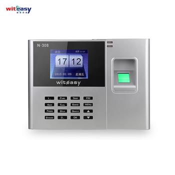 Witeasy N-308 2 8 TFT Biometric Fingerprint Attendance Time Clock Employee  Payroll Recorder, View Employee Payroll Recorder, Witeasy Product Details
