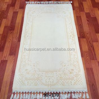 Dubai Prayer Mat Wool Slk Carpet Rugs