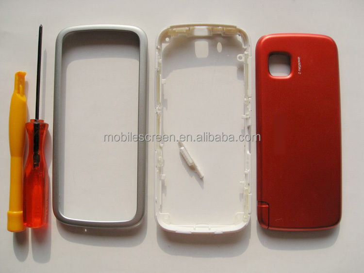 High Quality Housing Frame For Nokia 5230 Complete Kit Full Housing