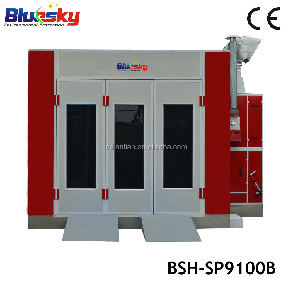 2015 Best quality car baking room/auto spray booth/paint booth