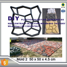 Plastic injection pavers concrete bricks baluster molds roof tiles floor tiles wall cadding engineering CAD tiles