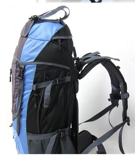 60L Large Capacity Double-Shoulder Mountaineering Bag