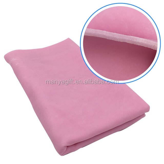 Hot sale & high quality pva pva chamois towel With Good Service