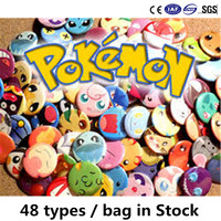 "Pokemon go series 3cm/1.2"" button badge cheap in stock 48pcs/bag (Can be custom)"