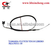 motorcycle clutch cableYD110 for South America,motorcycle spare parts,motorcycle control cable