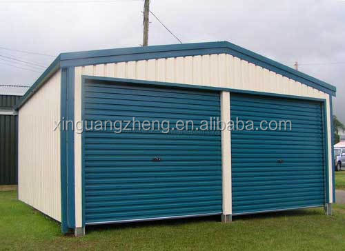 Steel Metal Garage Kits Prefab Metal Garage Building Car Garage