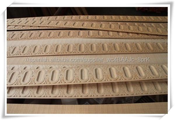 Molduras de corona molduras de madera decorativa molduras - Molduras de madera decorativas ...