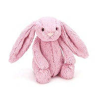 Wholesale Cute Pink Soft Rabbit Plush Toy To Kids Gifts Custom Soft Toy Plush Bunny Doll Rabbit Toy
