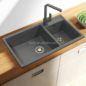 Artificial Stone Quartz Stone Kitchen Sink - Buy Kitchen Sinks,Quartz  Sink,Quartz Stone Kitchen Sink Product on Alibaba.com
