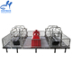 Comparative price Hot Dip Galvanized pig farrowing crate / cage for sows used in pig equipment