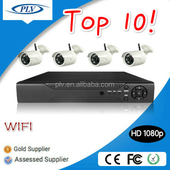 China Top Ten Selling Products 4channel Digital Wifi Wireless ...
