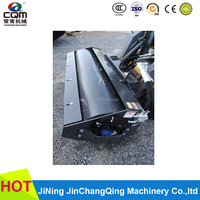 Skid steer load attachment; PD vibratory roller attachment for skid steer loader