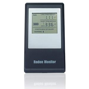 High quality personal radon gas meter house inspection monitor