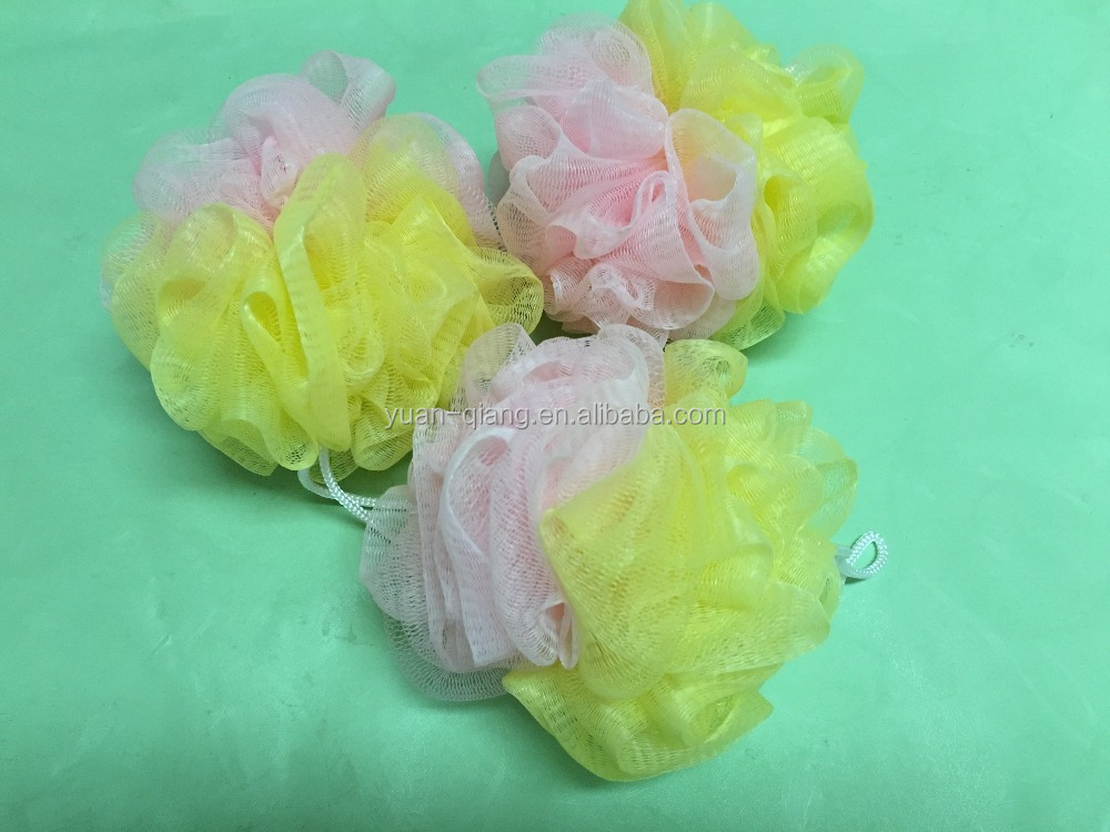 loofah sponge shower bath