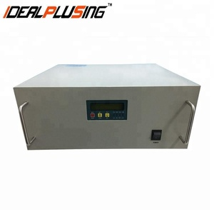 Hot in Japan 4U 8KVA 48 volt dc to ac inverter telecom inverter with CE Rohs