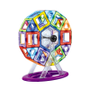 Educational Magnetic Building Block Ferries Wheel Magnet Tiles