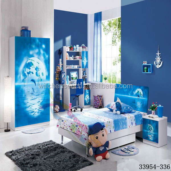 33954--330 Children Bedroom Set