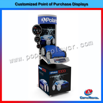 New Products Fashion Car Show Display Accessories Display Stand - Car show display stand for sale
