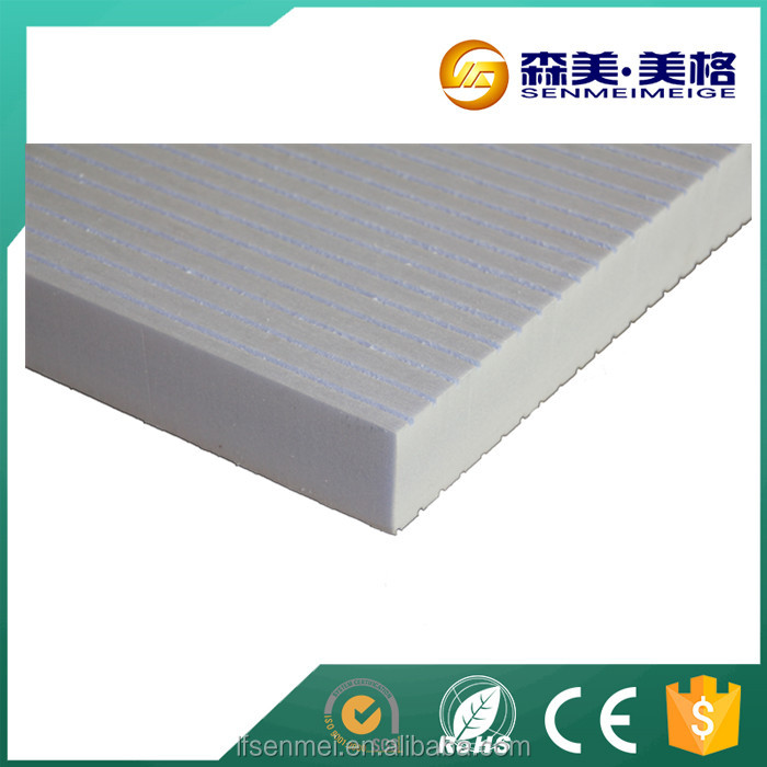 Polystyrene sheet xps foam sheet xps raw material
