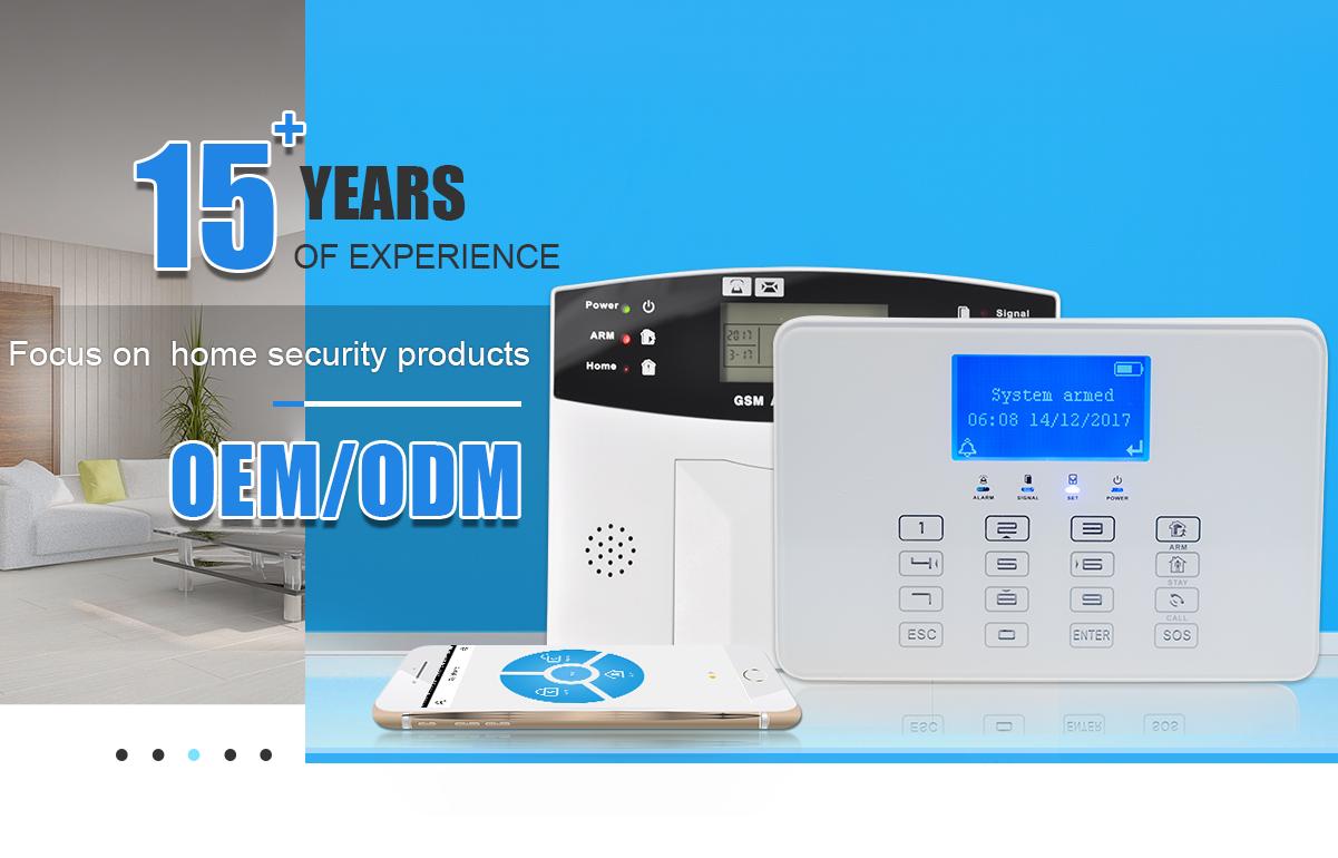 Shenzhen Safety Electronic Technology Co., Ltd. - Security Alarm ...