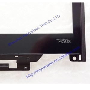 14 0 Touch Display Panel For Lenovo ThinkPad T450s Laptop Screen Digitizer  Replacement