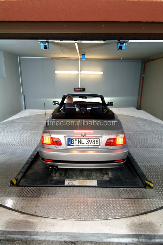2 to 3 level underground car lift parking system/automatic ...