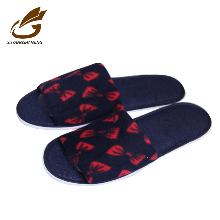 Thick Soft Sole Adult Sex Hotel Slippers
