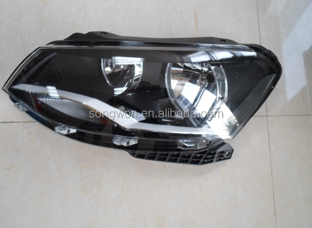 car new atyle G6 head lamp for vw golf