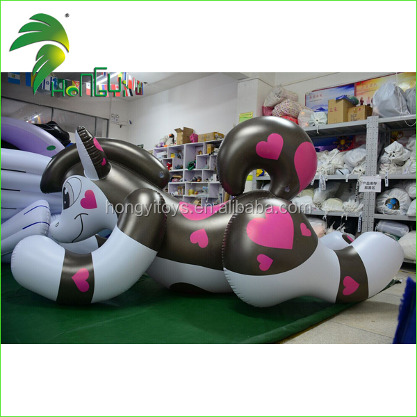 Factory Custom Made PVC Inflatable Sex Horse, Giant Inflatable Animal Model Toys From Hongyi