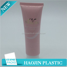 Cleanser Screen Printing Tubes ,Pe Plastic Tube, Cosmetic Laminated Tubes