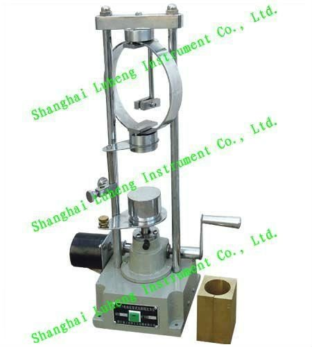 Electric Strain Unconfined Compression testing machine(soil tester)