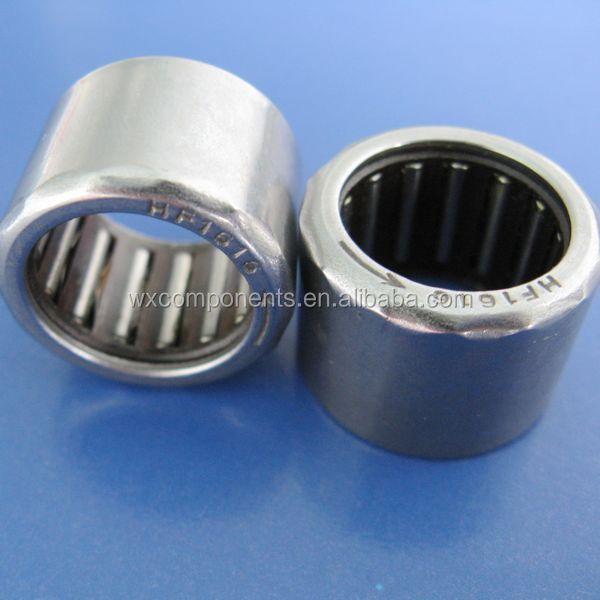 12x18x16 mm Single Needle Bearing One Way Clutch Roller Bearing HF1216 10pcs