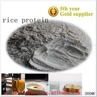 EU standard baby food additive -- rice protein