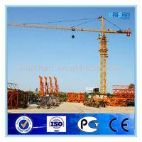 QTZ63 Self Raised Tower Crane
