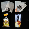 Wholesale Bread/fruit/snack foods transparent plastic packing bags