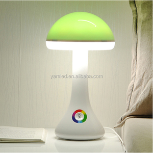 fun and durable design led desk lamp siren lamp light led