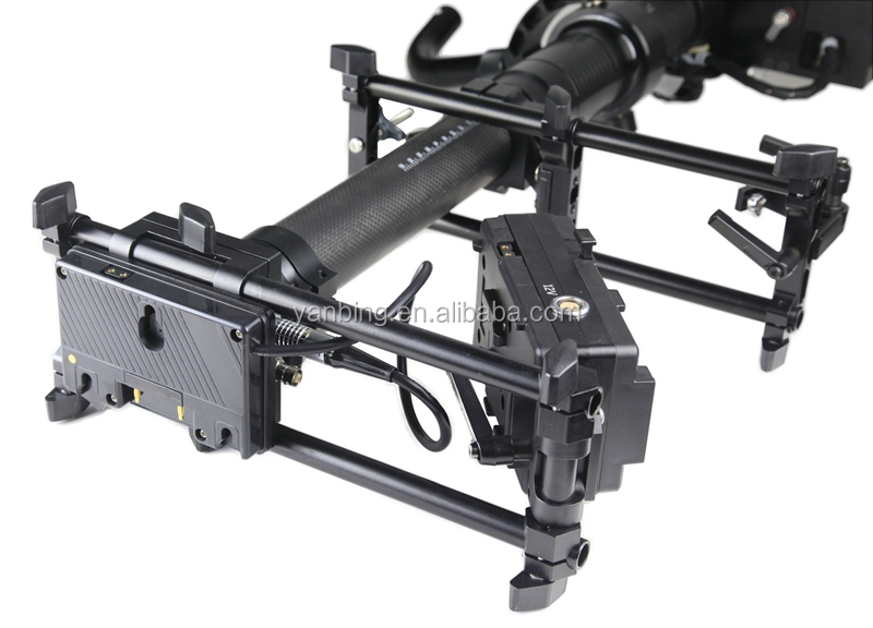 Hottest selling LAING professional photography vest merlin arms steadycam camera stabilizer loading 6-22kg