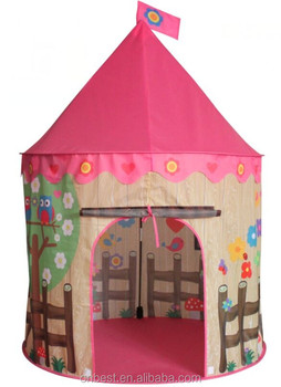 Girls Play Castle House Princess Tent For Children baby c&ing beach waterproof kids tent  sc 1 st  Wholesale Alibaba & Girls Play Castle House Princess Tent For Children Baby Camping ...