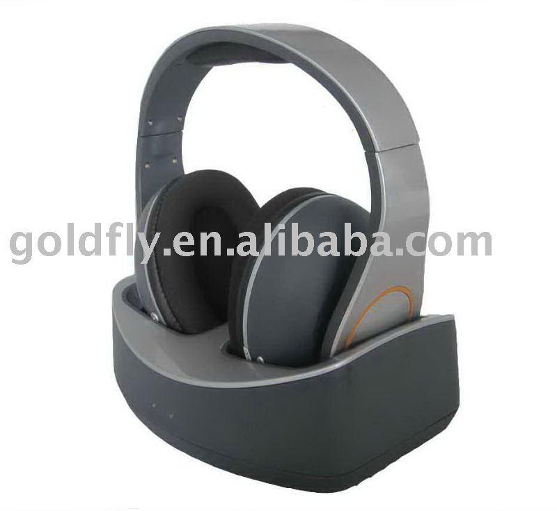 863mhz 900mhz Uhf Wireless Headphonesgf Yu 863 Rf1009