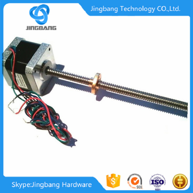 Most selling products linear motion bearing lead screw shafts