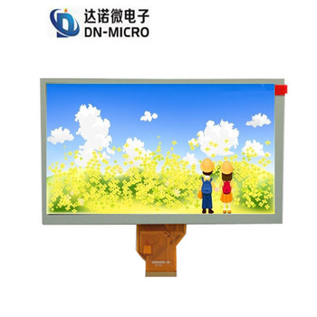 PFC connector 8 inch AT080TN64 tft lcd screen for Handheld devices