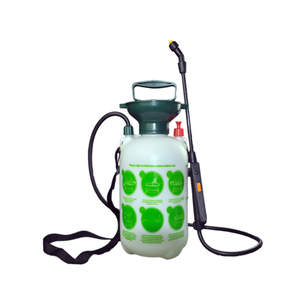 5L pressure portable hand plastic pump sprayer