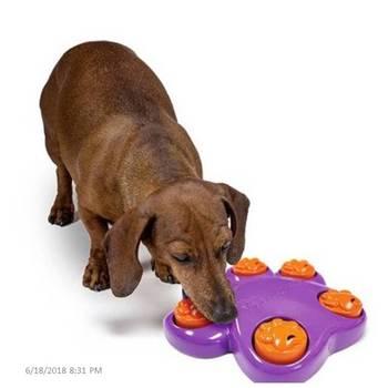 Dog Treat Dispenser >> Dog Treat Dispenser Dispensing Toy View Treat Dispensing Dog Toy