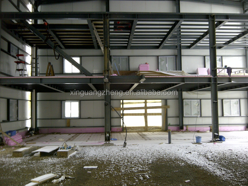 best price metal steel structural project workshop shed warehosue