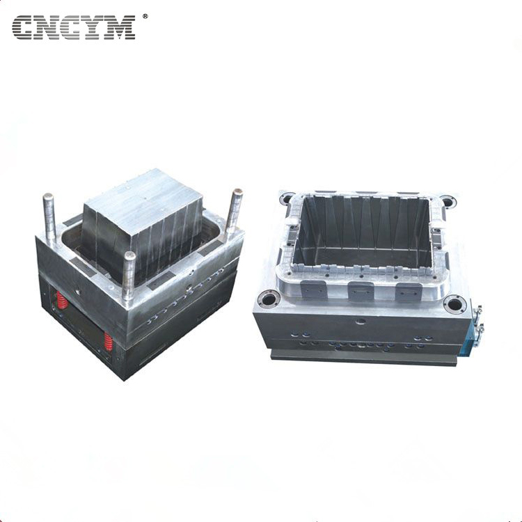 taizhou huangyan china mold manufacturer ,hot runner plastic stackable bread crate mold