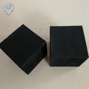 Honeycomb activated carbon use for Odor adsorption