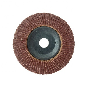 Deer Brand 60 Grit Abrasive Paper Produce Flap Wheel for Polishing