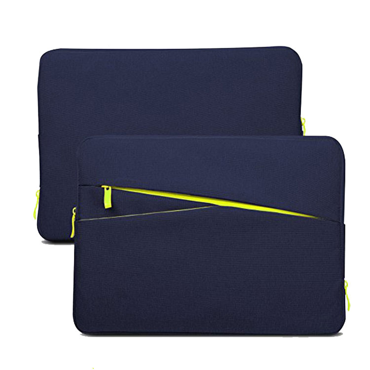13.3 inch Water Resistant Laptop Sleeve Case with Charging Opening for Laptop Bag