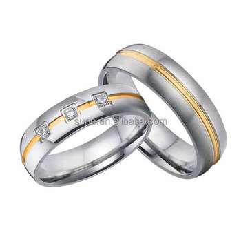 Sample Wedding Ring Designs Titanium Nepal Gold Plated Jewellery