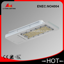 Promotional 120-130LM/W energy conservation led street lights 60 watt